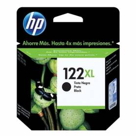 Cartucho HP 122 xl original de tinta negra