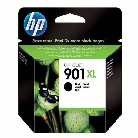 Cartucho  HP 901 XL original de tinta negra