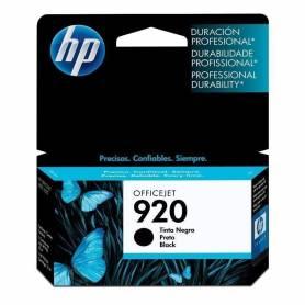 Cartucho HP 920 original de tinta negra