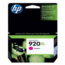 Cartucho  HP 920 XL original de tinta Magenta
