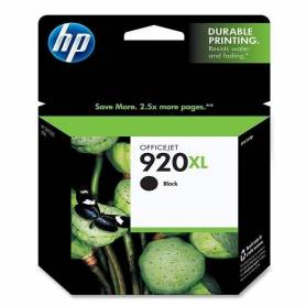 Cartucho  HP 920 XL original negro