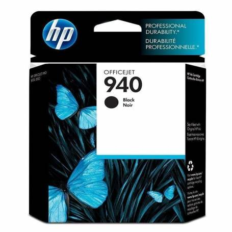 Cartucho  HP 940 original de tinta negra