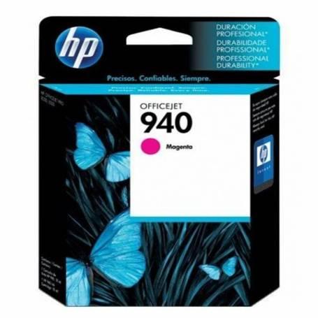 Cartucho  HP 940 original de tinta magenta