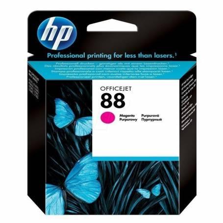 Cartucho HP 88 original de tinta magenta
