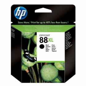 Cartucho HP 88 xl original de tinta negra