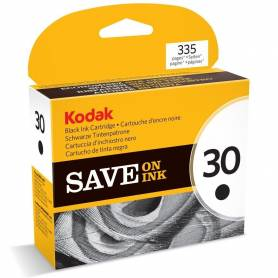 Cartucho Kodak 30 original de tinta negra