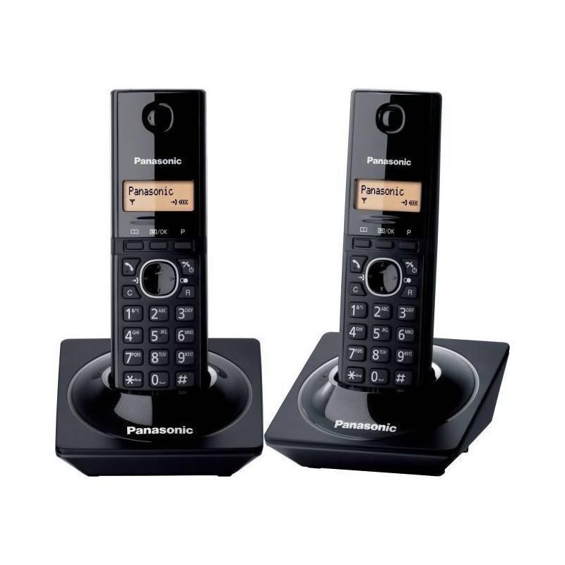 Telefono inalambrico digital Panasonic KX-TG1712AG