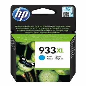 Cartucho  HP 933 xl original de tinta cian