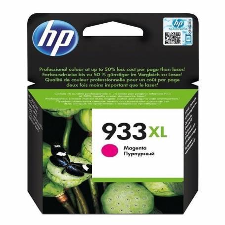 Cartucho  HP 933 xl original de tinta magenta