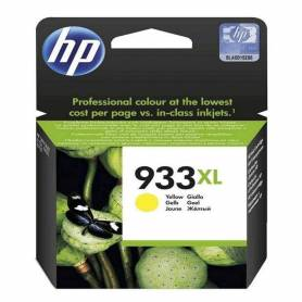 Cartucho  HP 933 xl original de tinta amarillo