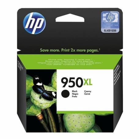 Cartucho  HP 950 xl original de tinta negra