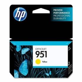 Cartucho  HP 951 original de tinta amarilla