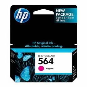 Cartucho HP 564 original de tinta magenta