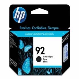 Cartucho HP 92 original de tinta negra