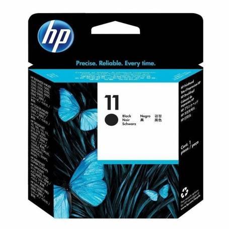 Cartucho   HP 82 original de tinta negra