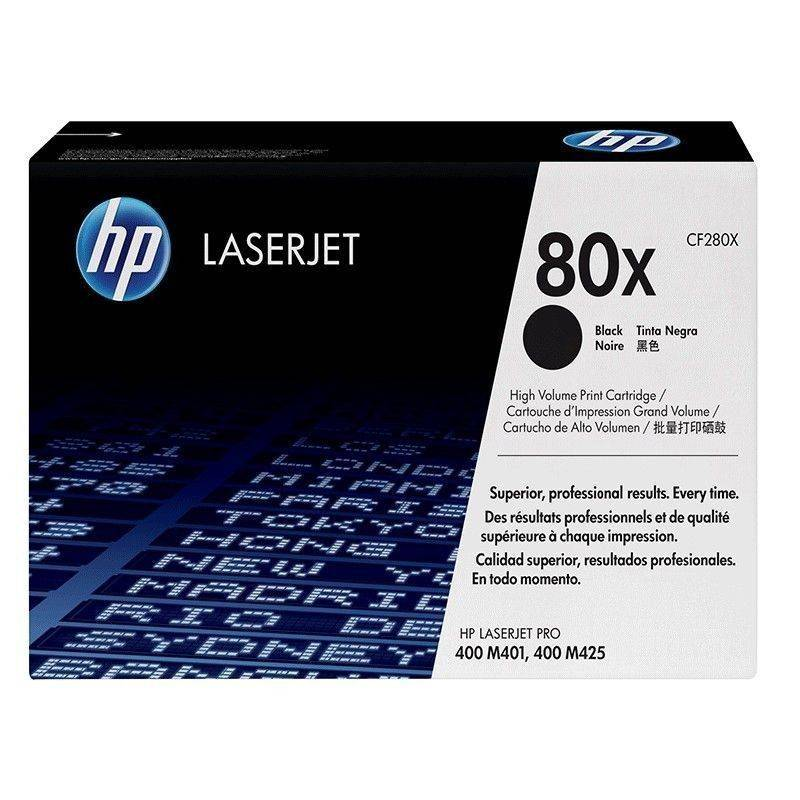 Cartucho HP CF280A toner original