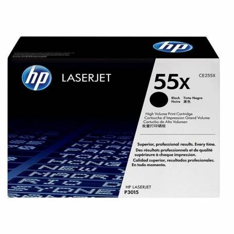 Cartucho HP 55x toner original