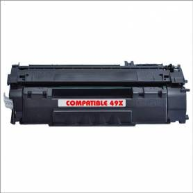 Toner para HP 49X alternativo