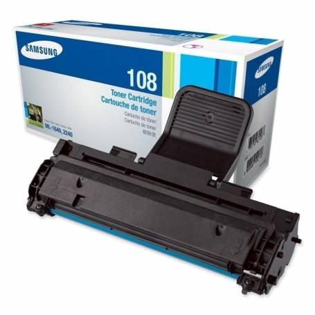 Samsung MLT D108 Negro toner original