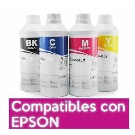 Tinta negra para epson  SCP 200 ml DYE