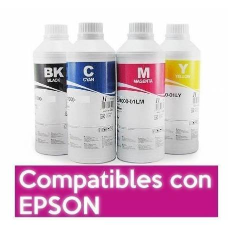 Tinta magenta light para epson 200 ml