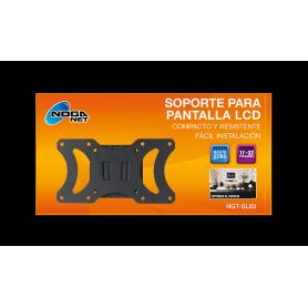"""Soporte para TV y Monitores 17 """"a  32"""" fijo"""