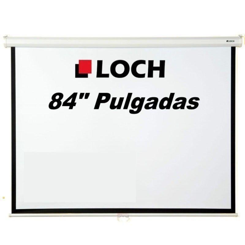 Pantallas Para Proyectores Pantalla Loch Para Proyector
