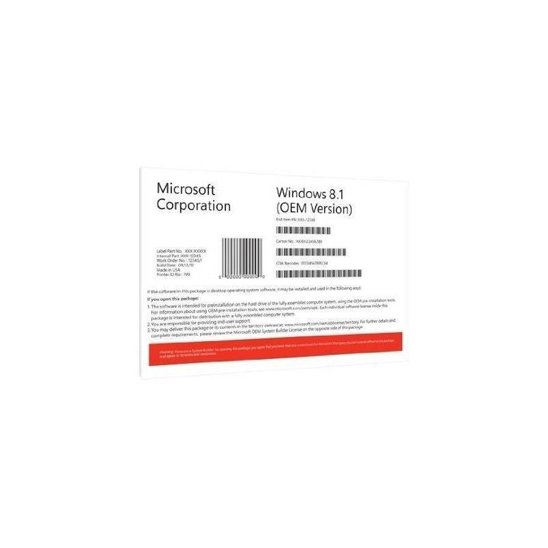 Microsoft Windows 8 SL, 32 Bit