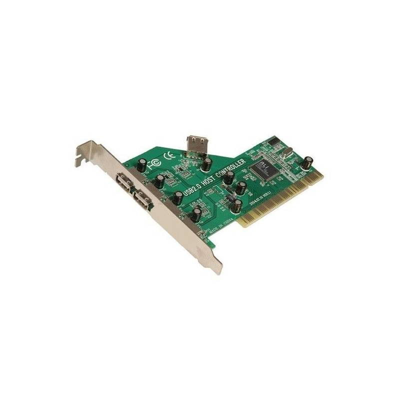 Tarjeta PCI  a 2 USB 2.0 Noganet