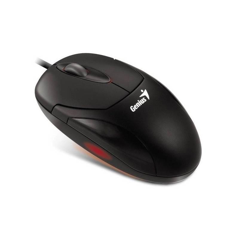 Mouse Optico Genius NetScroll 120 Ps2