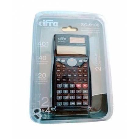 Calculadora Cientifica Cifra SC-9100 10 Digitos