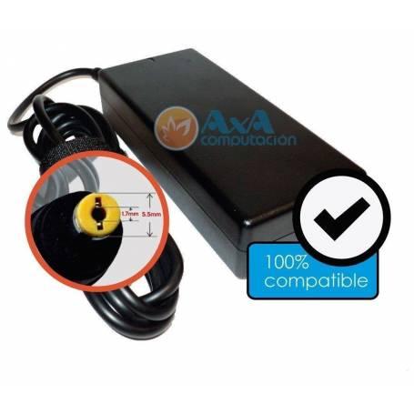Cargador para Netbook ACER 19.V / 2.1 A 30W Pin 1.7 X 5.5 mm