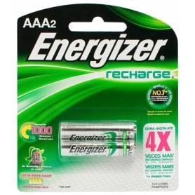 Pila Rec AAA x 2 Unidades Energizer