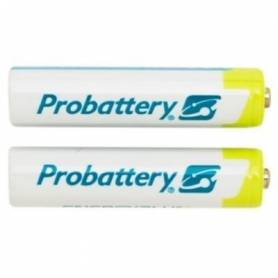 Pila Recargable PROBATTERY AA Pack 2 Unidades