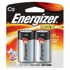 Pila alcalina Energizer C2 por unidad