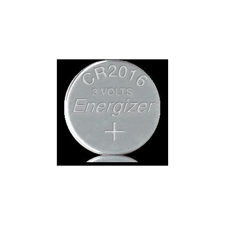 Bateria litio Energizer ECR2016 / 3V por unidad