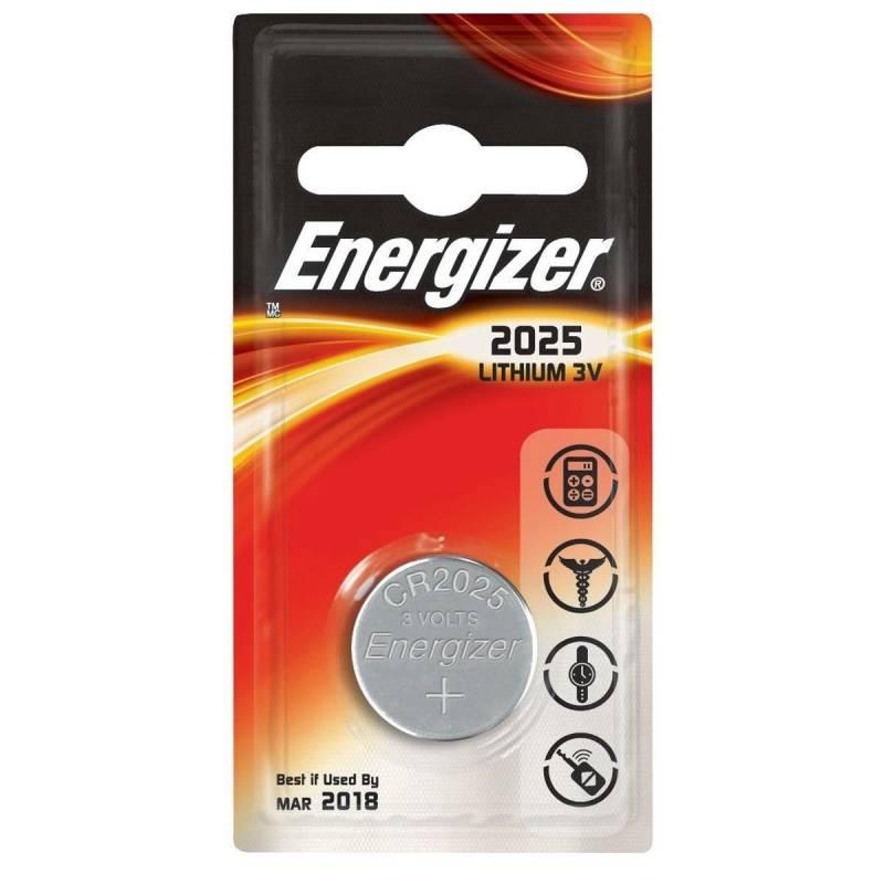 Bateria litio Energizer ECR2025 / 3V por unidad
