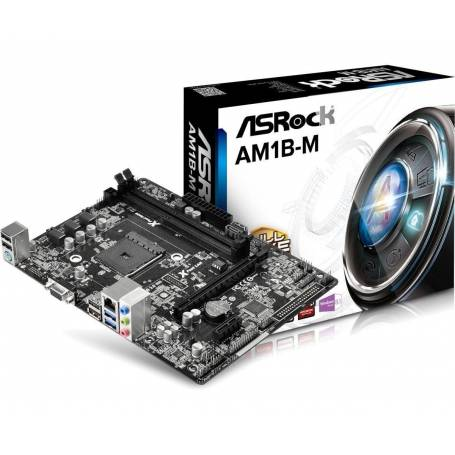Motherboard Asrock AM1B-M  Socket AM1