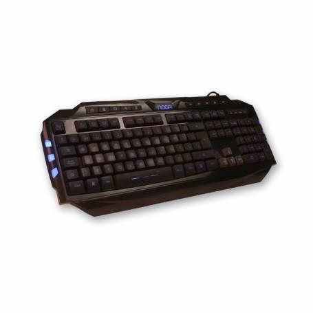 NKB-710 Teclado Gamer Retroiluminado Stormer Noga (N15pr)