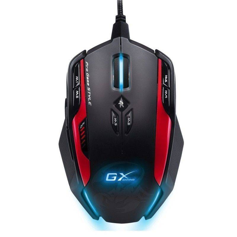 Mouse Gamer Genius Gila