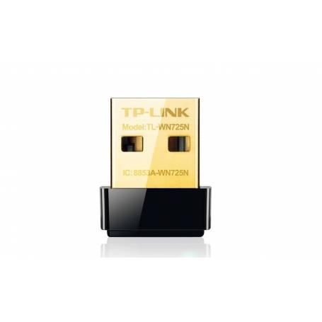 TL-WN725N Nano Adaptador USB Inalámbrico N de 150Mbps