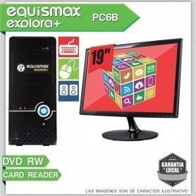 Pc Equismax Explora+ Intel Core  + MONITOR