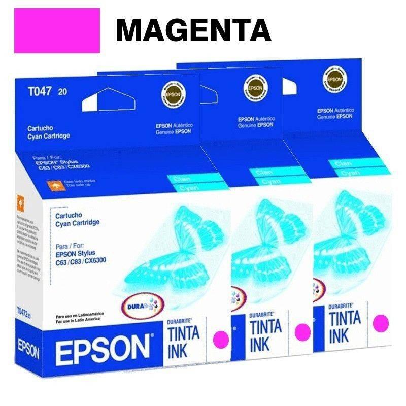 Cartucho magenta Epson 47 original