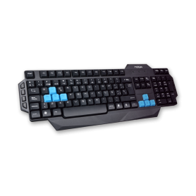 NKB-221 Teclado Gamer Noga RPGS, Hot Keys