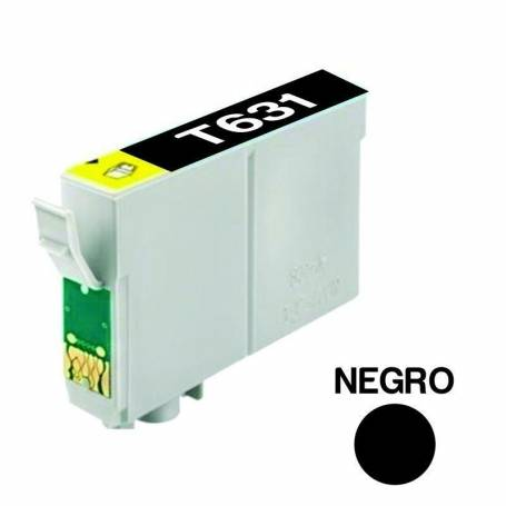 Cartucho para Epson T631 negro alternativo