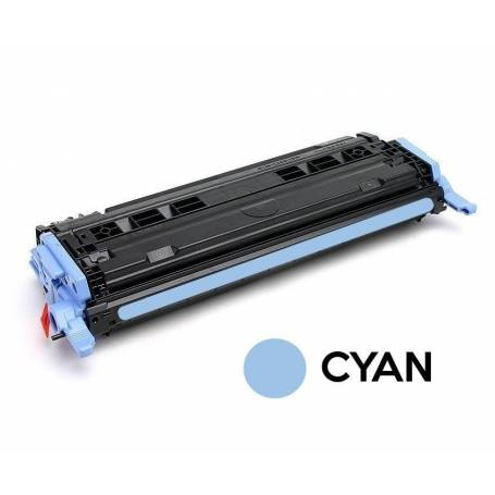 Toner para HP Q6001A cian alternativo