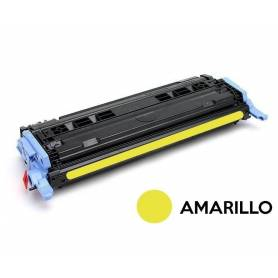 Toner para HP Q6002A amarillo alternativo