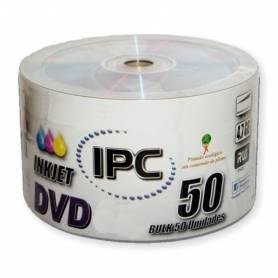 DVD-R IPC Inkjet Printable