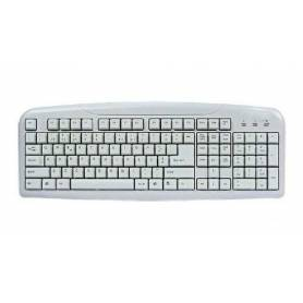 Teclado Tonomac PS2 Blanco