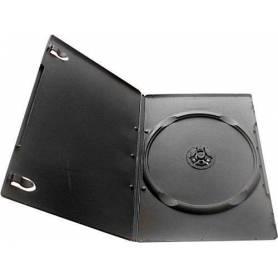 Caja para DVD Slim capacidad para 1 dvd
